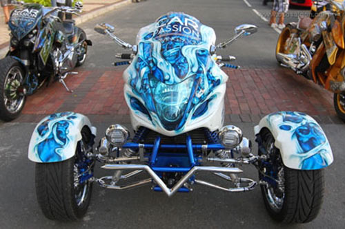 Hé lộ dàn mô tô 'khủng' hộ tống Car & Passion - 3