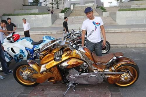 Hé lộ dàn mô tô 'khủng' hộ tống Car & Passion - 4