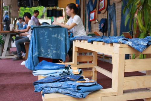 """GENVIET với """"Jeans của người Việt"""" - 2"""