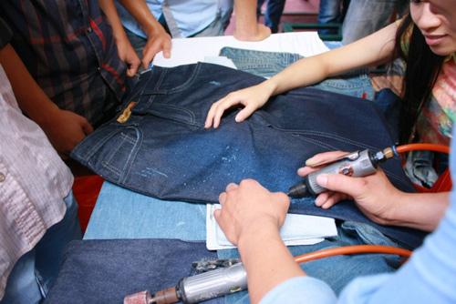 """GENVIET với """"Jeans của người Việt"""" - 4"""