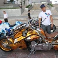 Hé lộ dàn mô tô 'khủng' hộ tống Car & Passion
