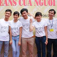 """GENVIET với """"Jeans của người Việt"""""""
