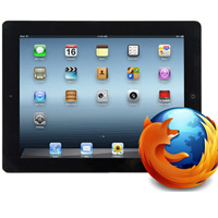 Ch bai Safari, Mozilla pht trin trnh duyt cho iPad
