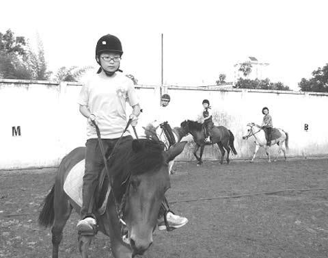 Rủ nhau đi học đua ngựa giữa Sài thành - 1