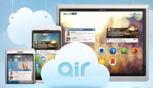 Dịch vụ điện toán đám mây Nokia Air rò rỉ - 1