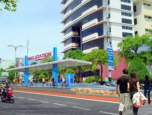 Đà Nẵng sẽ có hệ thống xe bus nhanh, hiện đại - 2