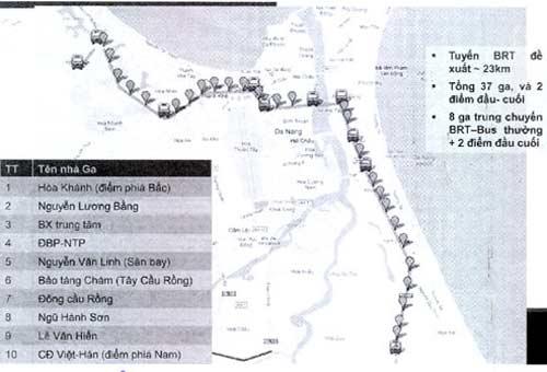 Đà Nẵng sẽ có hệ thống xe bus nhanh, hiện đại - 3