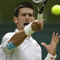 Djokovic  Ferrero: Thuyt phc (video tennis, vng 1 Wimbledon)