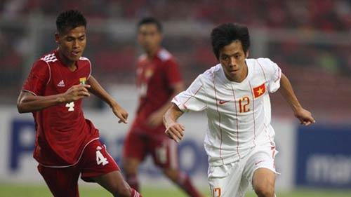 U22 Việt Nam thua ngược U22 Myanmar - 1