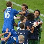 Bóng đá - ĐT Italia: Trái tim dũng cảm