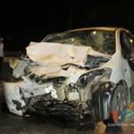 Tin tức trong ngày - Hà Nội: Tai nạn kinh hoàng trong đêm
