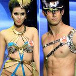 Thời trang - Nhìn lại bikini của Siêu mẫu 2012