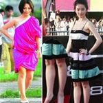 Thời trang - Mỹ nhân Hoa ngữ cũng bị soi chân xấu
