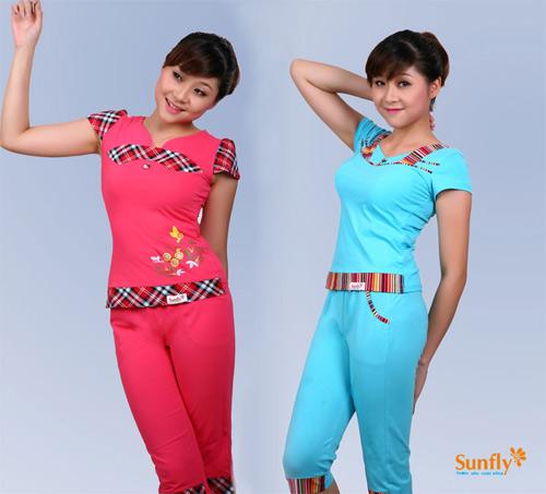 Thời trang mặc nhà Sunfly giảm giá đến 49% - 10