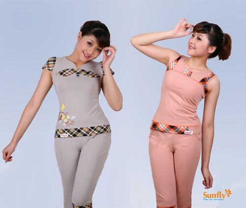Thời trang mặc nhà Sunfly giảm giá đến 49% - 11