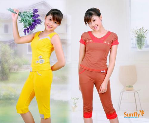 Thời trang mặc nhà Sunfly giảm giá đến 49% - 12
