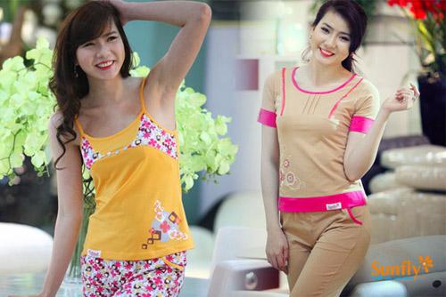 Thời trang mặc nhà Sunfly giảm giá đến 49% - 3