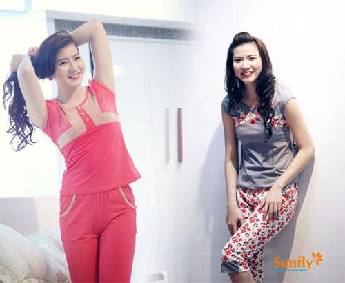 Thời trang mặc nhà Sunfly giảm giá đến 49% - 4