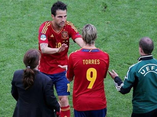 Vua phá lưới Euro 2012: Cuộc đua mở - 2