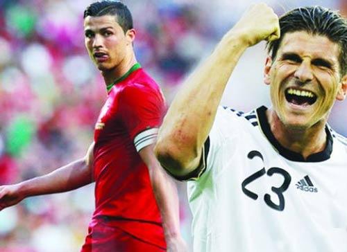 Vua phá lưới Euro 2012: Cuộc đua mở - 1