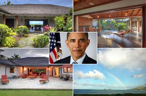 Chiêm ngưỡng nhà nghỉ của tổng thống Mỹ - 1