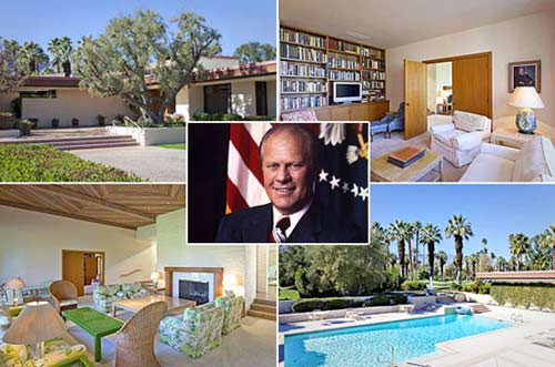 Chiêm ngưỡng nhà nghỉ của tổng thống Mỹ - 4
