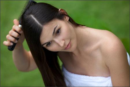 Những sai lầm khiến tóc bạn héo hon - 1