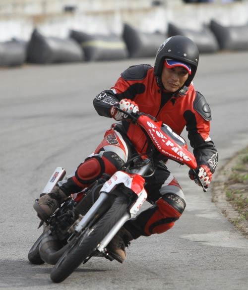 Bước tiến mới của đua xe moto thể thao tại Việt Nam - 1