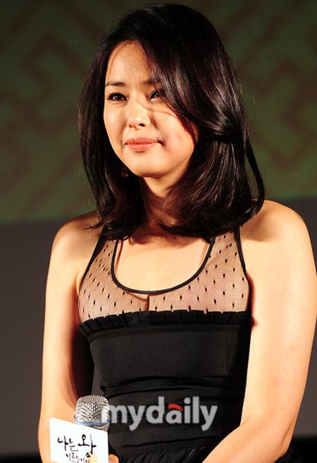 """Hoa hậu đẹp nhất xứ Hàn bị """"biến dạng"""" - 6"""