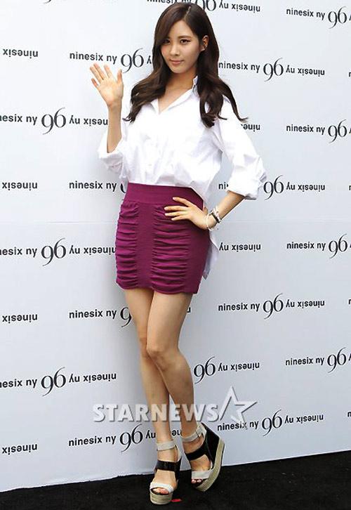 """Hoa hậu đẹp nhất xứ Hàn bị """"biến dạng"""" - 11"""