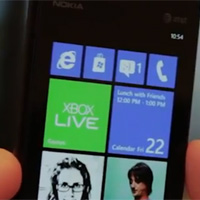 Video Windows Phone 7.8 chy trn smartphone