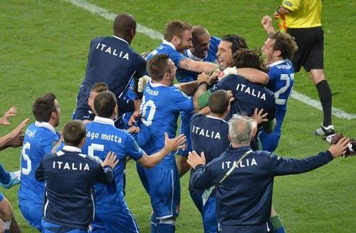 BK Euro 2012 & chiến thuật: Sẽ có cách mạng? - 1