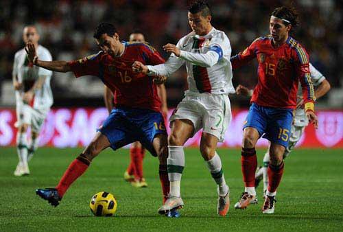 TBN: Sao phải ngán Ronaldo? - 2