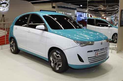 Việt Nam sắp sản xuất xe hơi hybrid? - 1