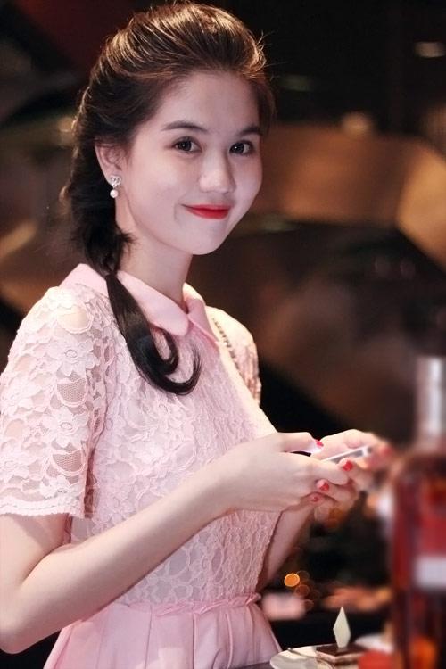 """Jennifer Phạm """"sến lạ"""" khi tết tóc - 12"""