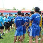 Bóng đá - Các CLB Việt Nam và quãng nghỉ EURO: Rèn thể lực, luyện tinh thần