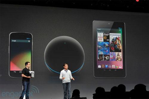 Google chính thức ra mắt hệ điều hành Jelly Bean - 1
