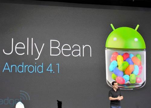 Google chính thức ra mắt hệ điều hành Jelly Bean - 17