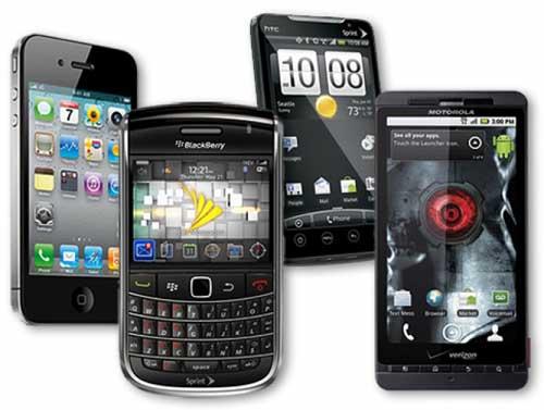 Thị trường smartphone sẽ tăng mạnh trong quý II - 1