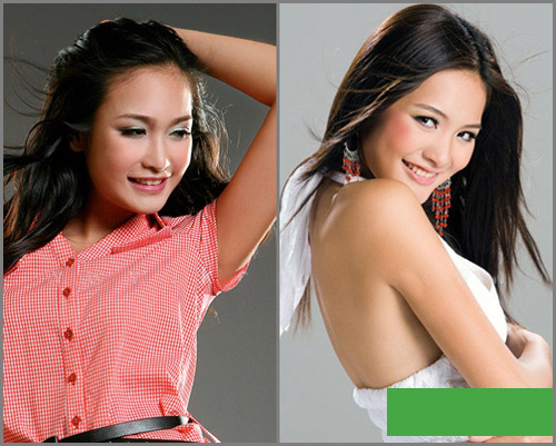 Bản sao xinh đẹp của 3 mỹ nhân Việt - 13