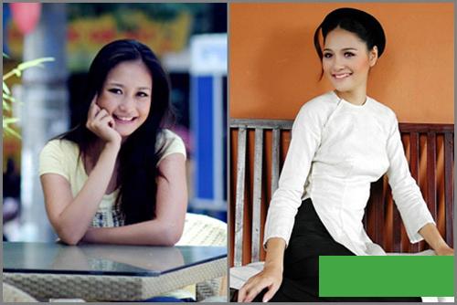 Bản sao xinh đẹp của 3 mỹ nhân Việt - 14
