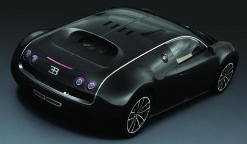 """Bugatti Veyron hybrid """"siêu của siêu phẩm"""" - 1"""