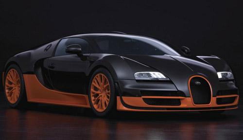 """Bugatti Veyron hybrid """"siêu của siêu phẩm"""" - 2"""