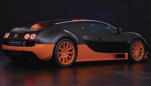 """Bugatti Veyron hybrid """"siêu của siêu phẩm"""" - 3"""