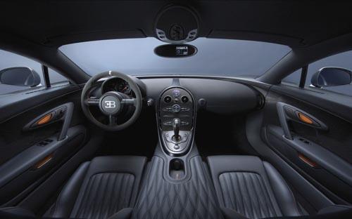 """Bugatti Veyron hybrid """"siêu của siêu phẩm"""" - 6"""
