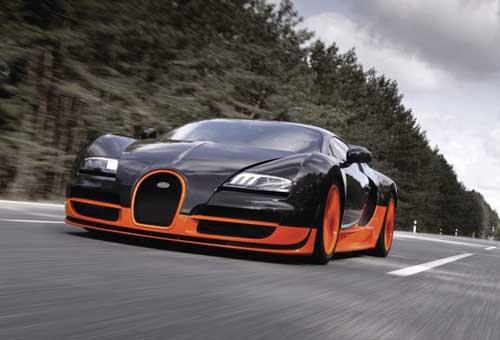 """Bugatti Veyron hybrid """"siêu của siêu phẩm"""" - 11"""