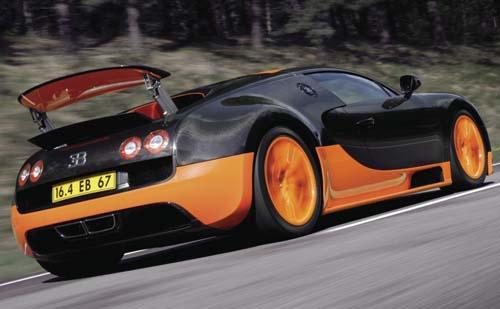 """Bugatti Veyron hybrid """"siêu của siêu phẩm"""" - 12"""
