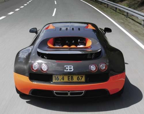 """Bugatti Veyron hybrid """"siêu của siêu phẩm"""" - 13"""