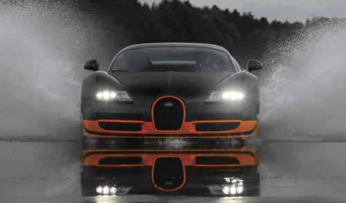"""Bugatti Veyron hybrid """"siêu của siêu phẩm"""" - 15"""