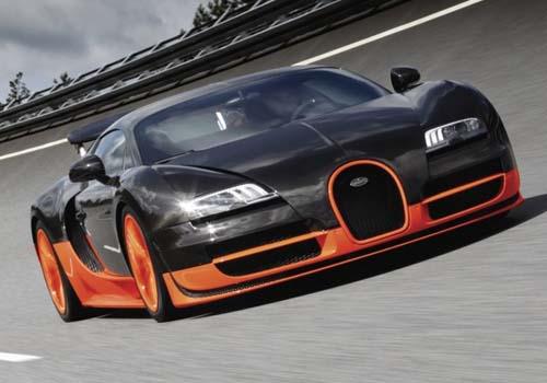 """Bugatti Veyron hybrid """"siêu của siêu phẩm"""" - 16"""